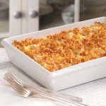 Yummy potato casserole recipe