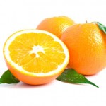 Oranges for glowing skin