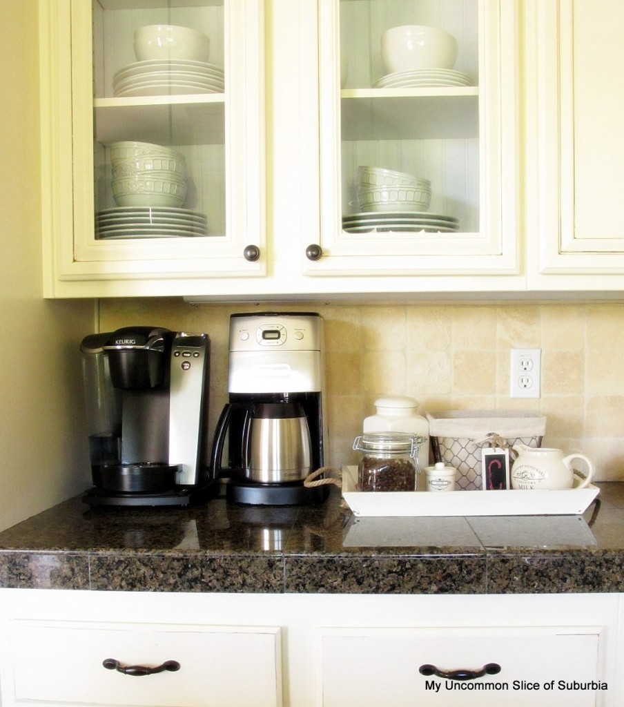 the fancy life: The Coffee Station {At Home} on