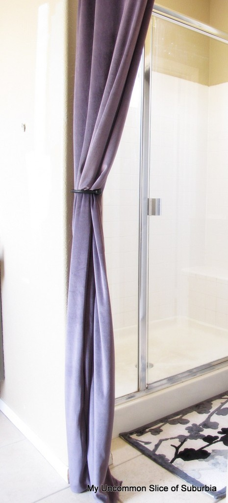 Double Sided Drapes : Double sided drapes