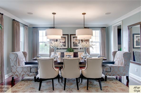 Cost To Paint A Dining Room