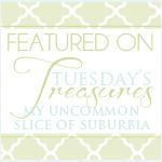 Tuesday's Treasures #107