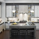 Grey and White Kitchens