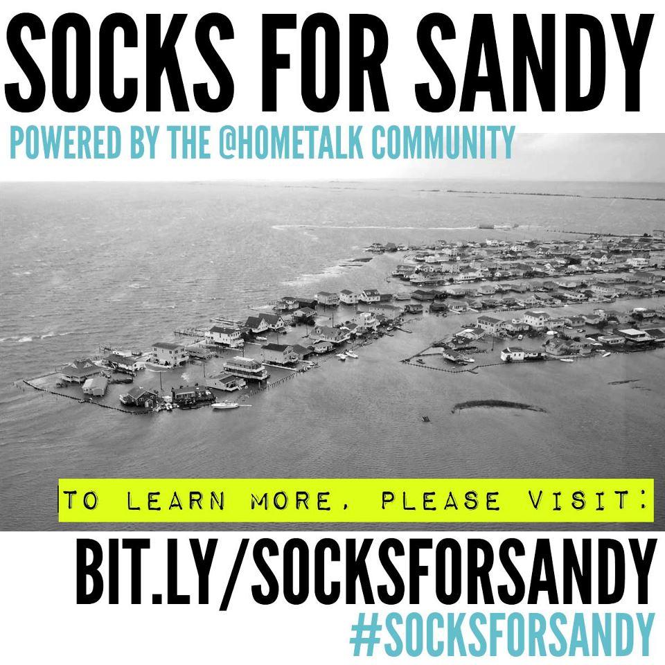 socks for sandy