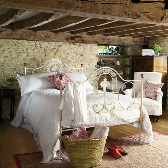 Farmhouse bedroom | Image | Housetohome.co.uk