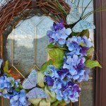 Spring Wreath & Party