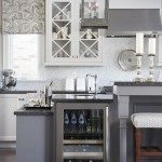 Grey & white kitchen combo's