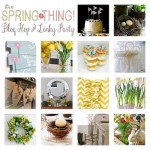 It's A Spring Thing~Link Party~