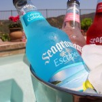 Fun in the sun with Seagram's