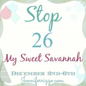My sweet savannah