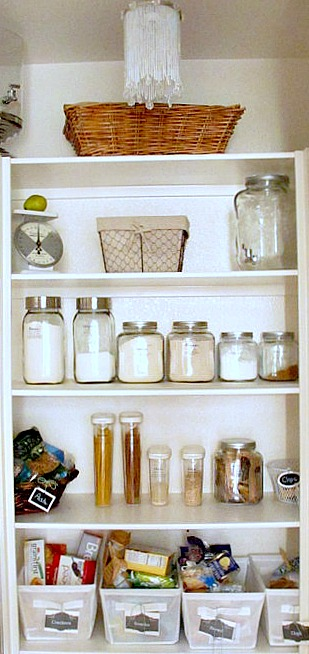 Pantry front