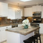 Readers painted kitchen cabinets