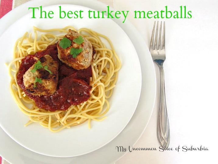 The best Turkey Meatball Recipe