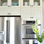 How to add glass inserts into your cabinets