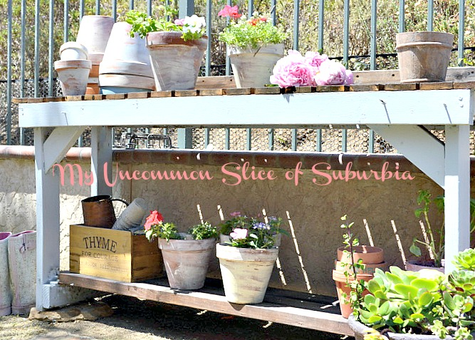 Garden Bench ...
