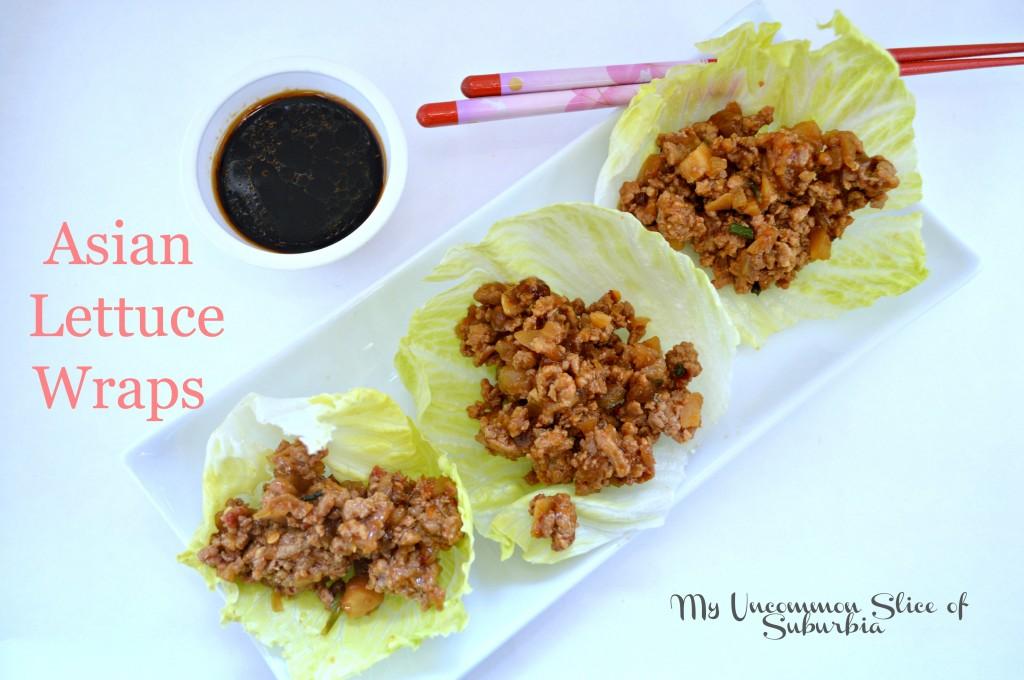 Easy Lettuce Wraps