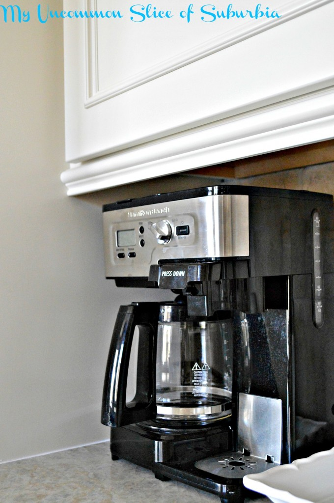 Coffee Maker Hamilton Beach