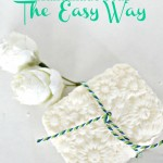 Make your own soap ~the easy way~