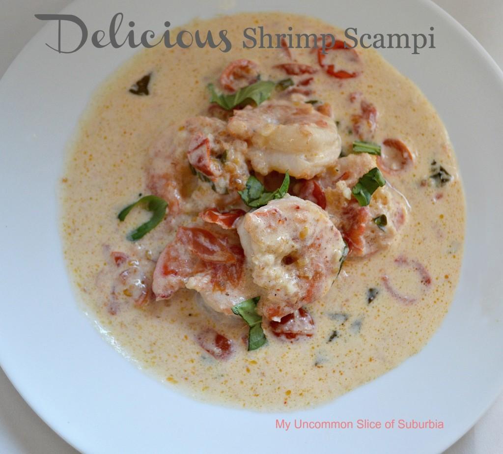 Delicious Shrimp Scamp