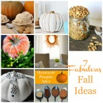 Fabulous Fall Ideas