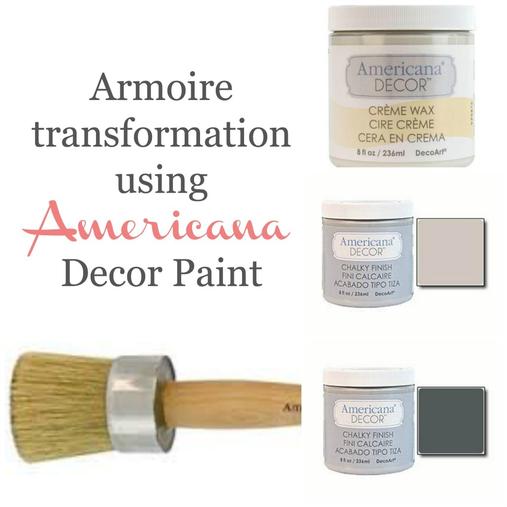 americana decor paint