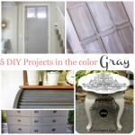 5 makeovers in the color gray
