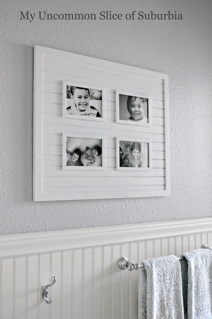 picture frame transformed