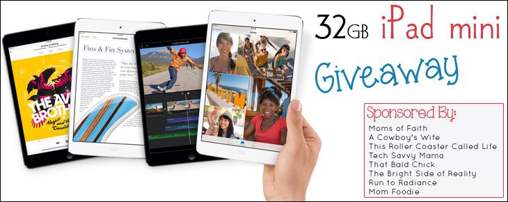32-GB-iPad-mini-Giveaway my uncommon slice of suburbia