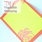 DIY Vegetable Stamping