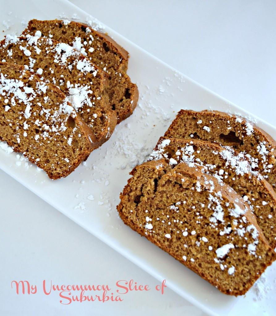 Delicious Homemade Pumpkin Bread