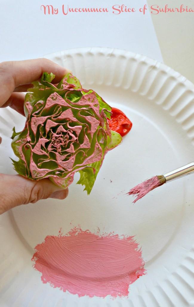 How to make DIY Vegetable prints