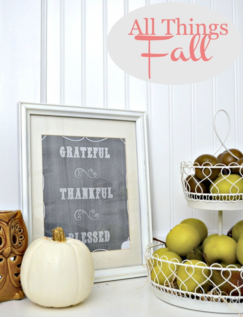 Fall inspiration ideas