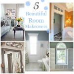 5 Beautiful Room Makeovers