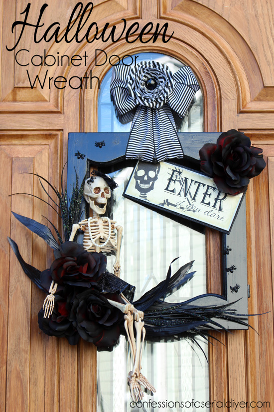Skeleton-Wreath