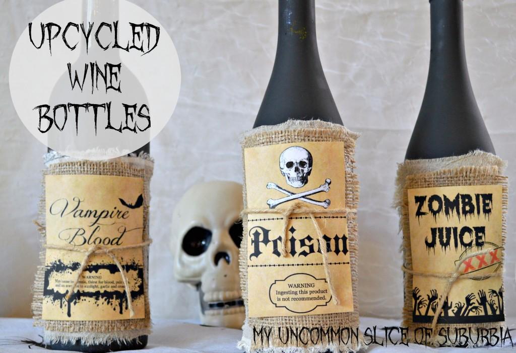 potion bottle for Halloween