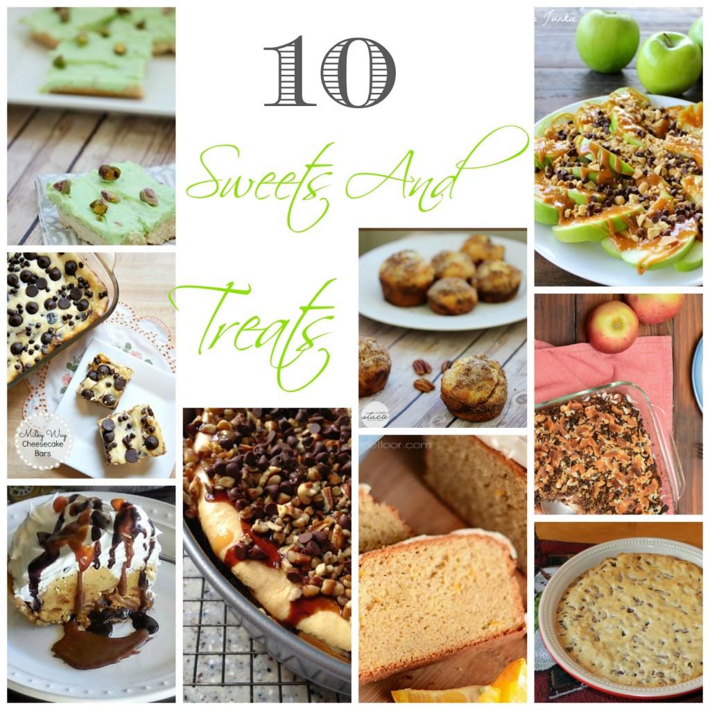 10 Sweats and Treats