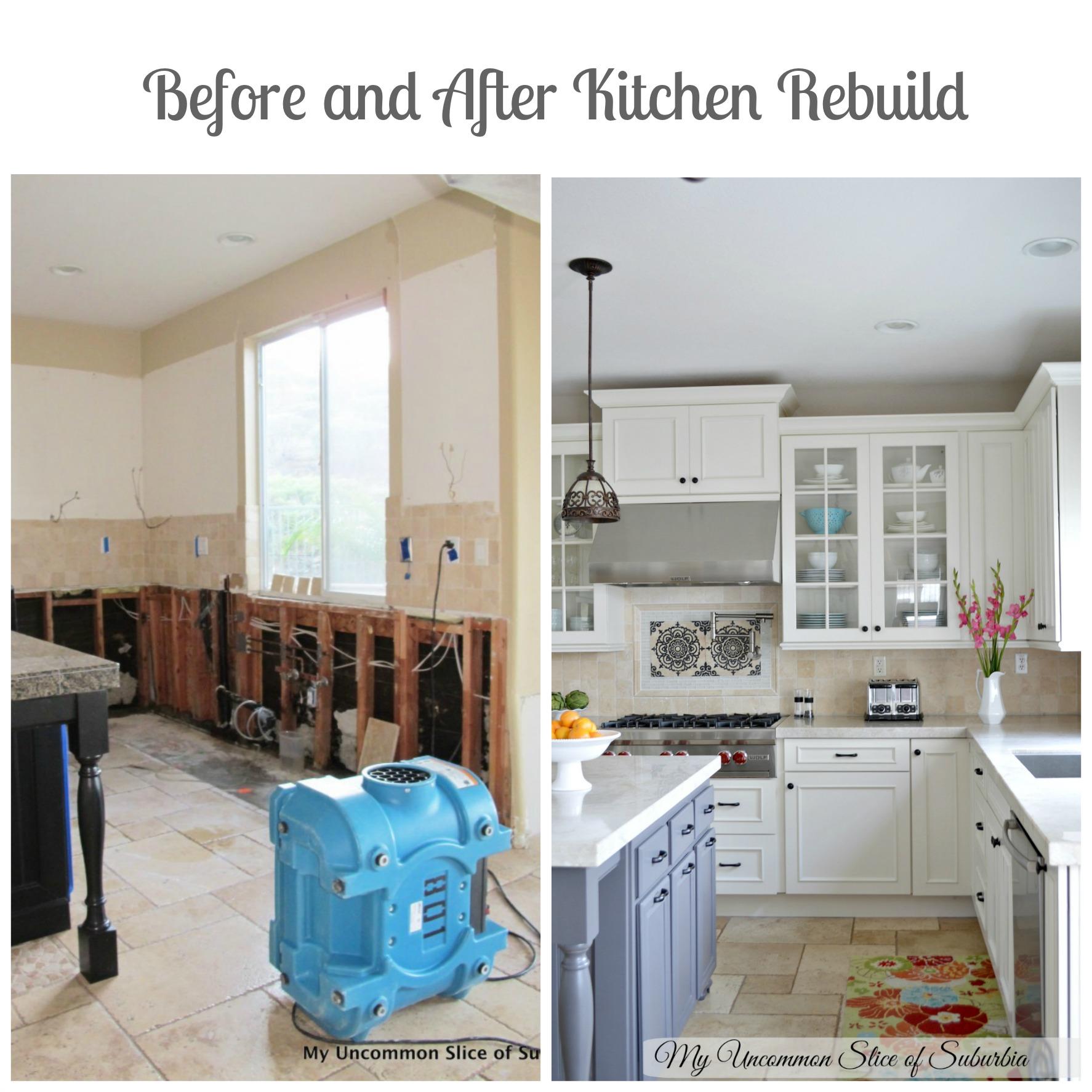 Elegant Kitchens: White & Elegant Kitchen Remodel