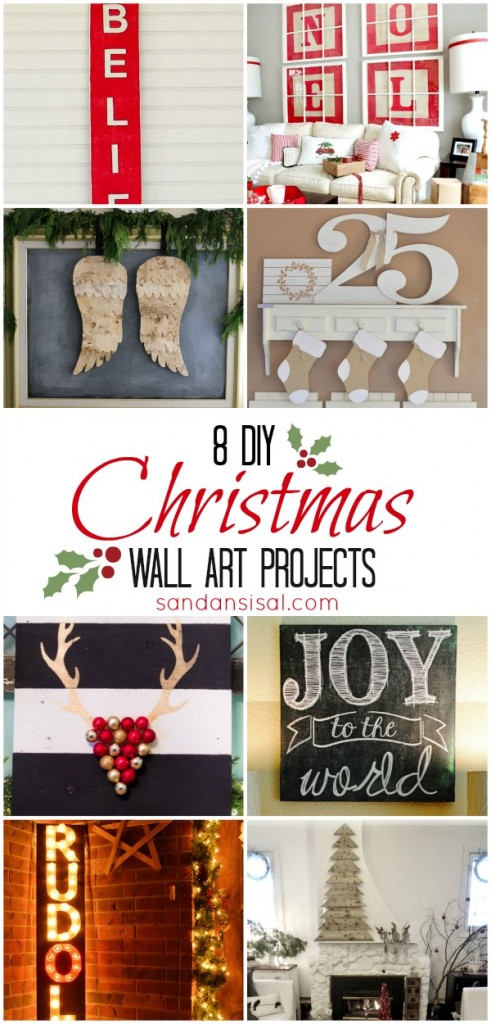 8-DIY-Christmas-Wall-Art-Projects-491x1024