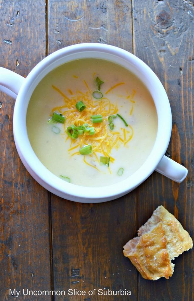 Yummy and easy potato Soup