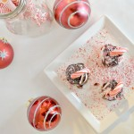 Candy Cane Marshmallow Treats