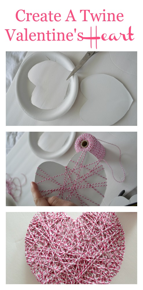 Create a Twine Valentines Heart
