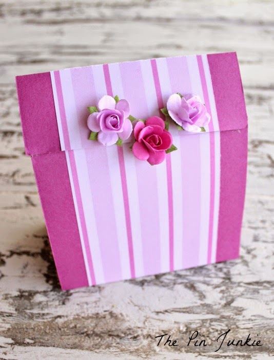 Valentine Treat Bag Roses