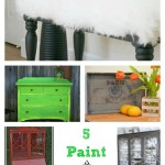 5 Beautiful Paint Makeovers