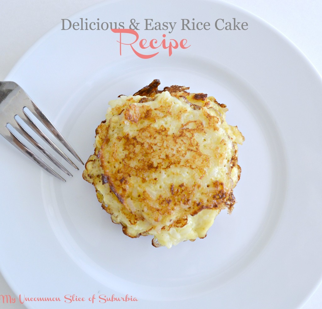 Delicious and Easy Rice Cake Recipe