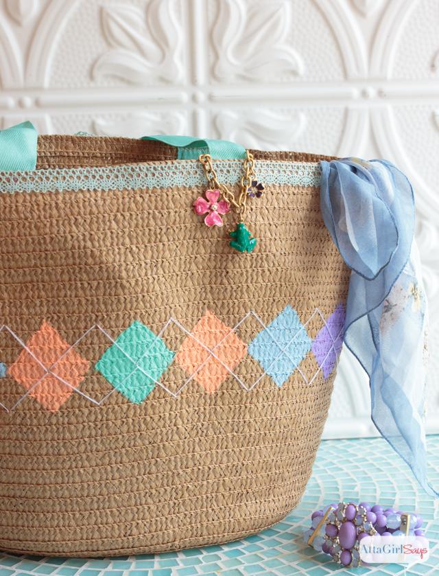 argyle-pattern-spring-tote-bag-3