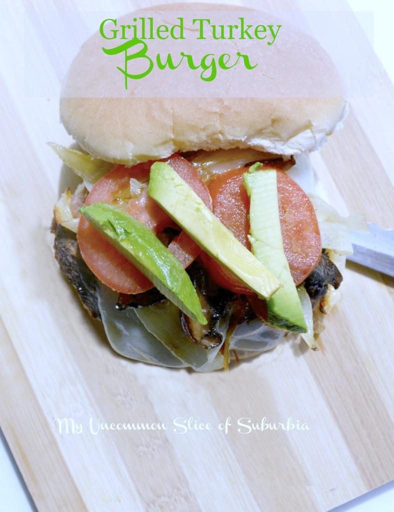 Delicious Turkey Burger