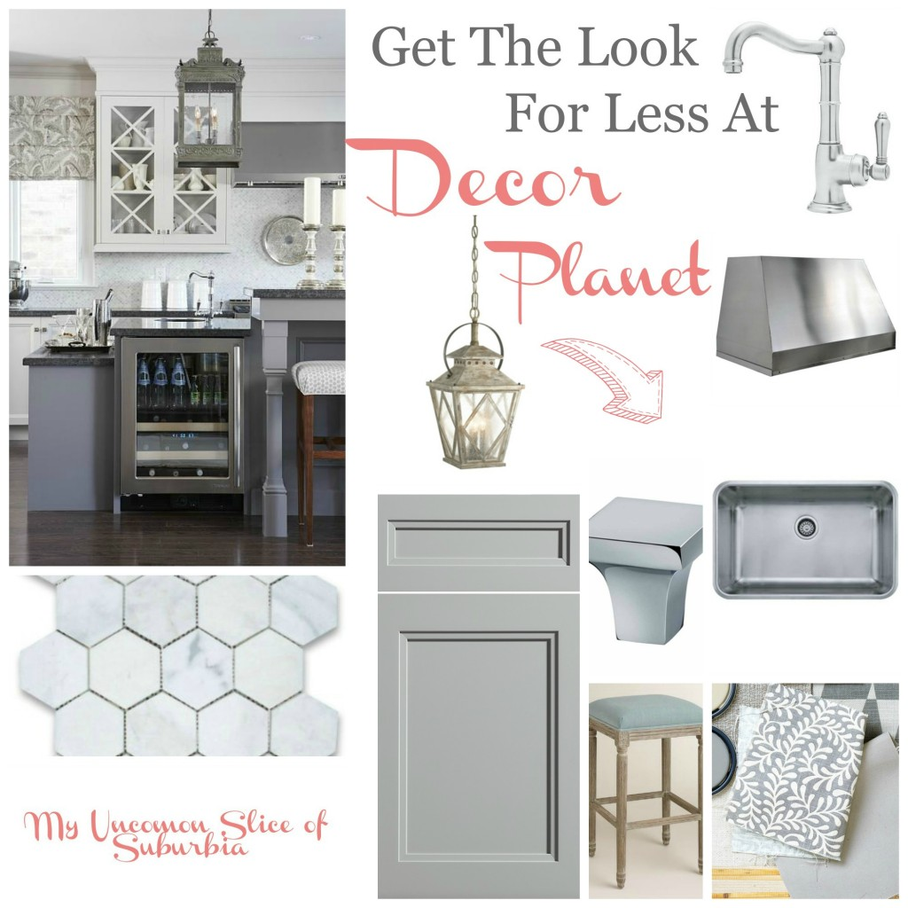 Get the look of Sarah Richards kitchen for less