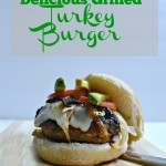 Delicious BBQ Turkey Burgers
