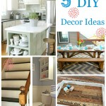 DIY Decor Projects