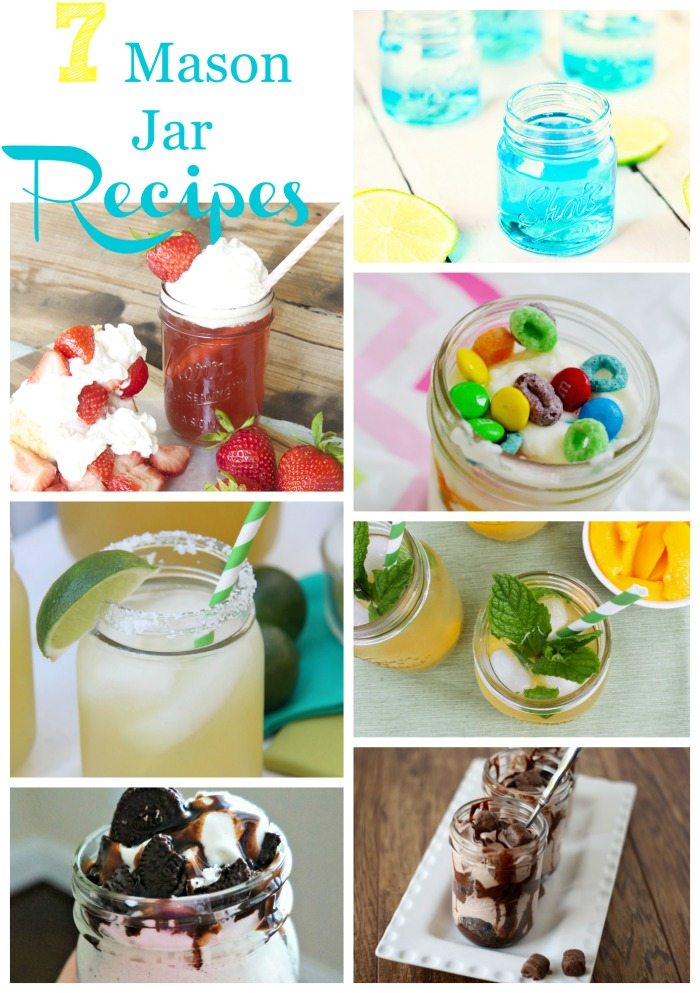 7 Mason Jar Recipes
